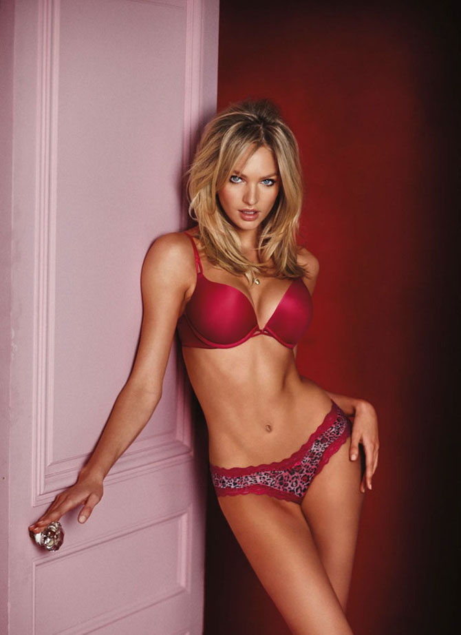 Modelele Victoria's Secret au pozat pentru Valentines Day - Poza 11