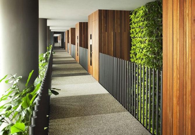 Park Royal Hotel, cel mai verde hotel, la Singapore - Poza 6