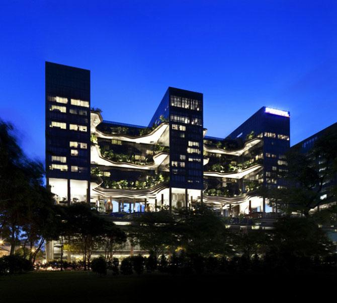 Park Royal Hotel, cel mai verde hotel, la Singapore - Poza 9