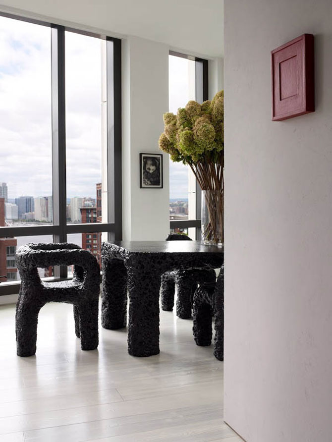 Relaxare prin design, in Warren Apartment, New York - Poza 2