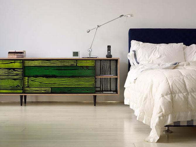Relaxare prin design, in Warren Apartment, New York - Poza 3