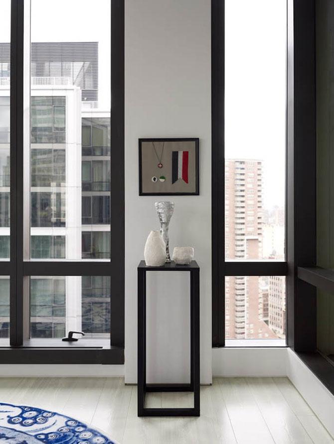 Relaxare prin design, in Warren Apartment, New York - Poza 4