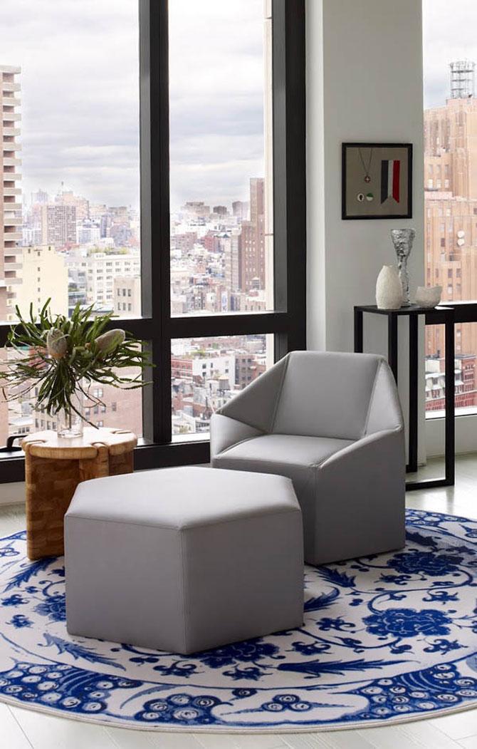 Relaxare prin design, in Warren Apartment, New York - Poza 5