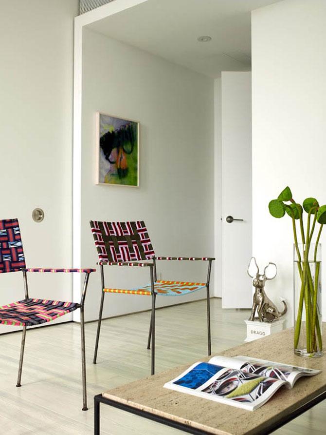 Relaxare prin design, in Warren Apartment, New York - Poza 9