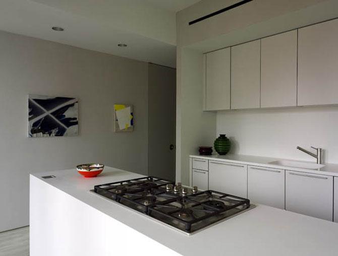 Relaxare prin design, in Warren Apartment, New York - Poza 10