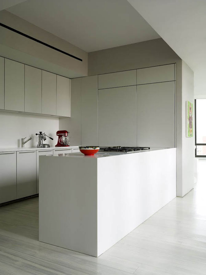 Relaxare prin design, in Warren Apartment, New York - Poza 11