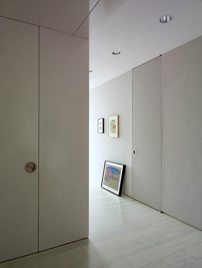 Relaxare prin design, in Warren Apartment, New York - Poza 14
