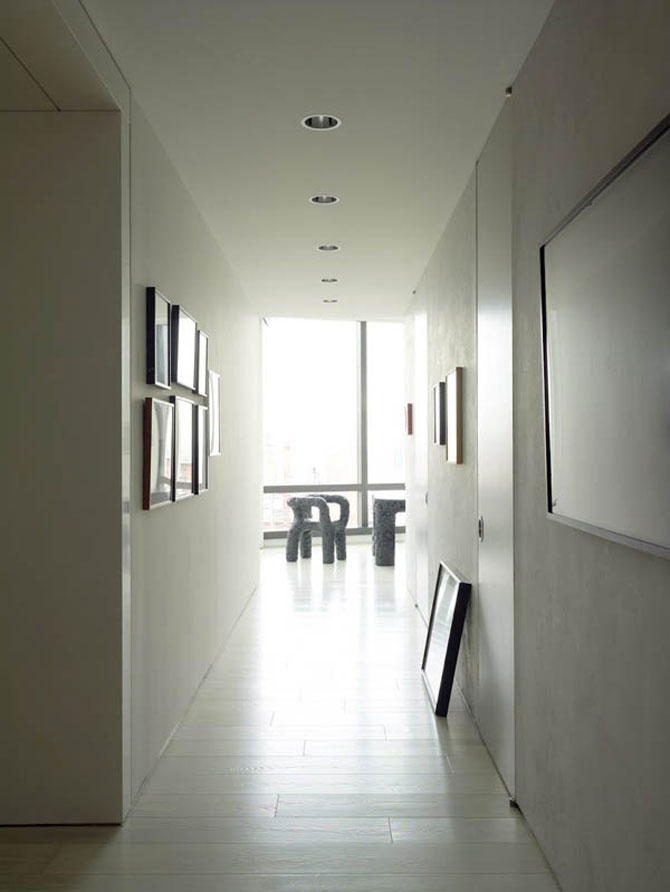 Relaxare prin design, in Warren Apartment, New York - Poza 15