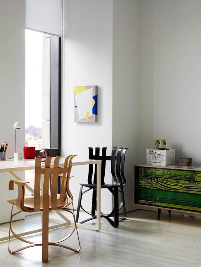 Relaxare prin design, in Warren Apartment, New York - Poza 16