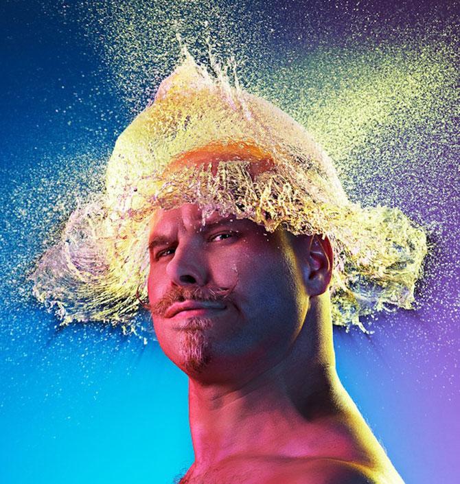 Cheliosii cu peruci de apa, de Tim Tadder - Poza 1
