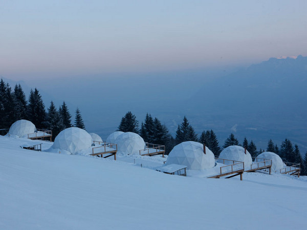 Relaxare in Alpii elvetieni - Poza 1