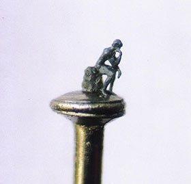 Sculpturi in miniatura - Poza 10