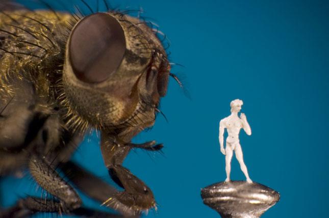 Sculpturi in miniatura - Poza 12