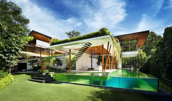 Casa salciilor din Singapore, de Guz Architects - Poza 1