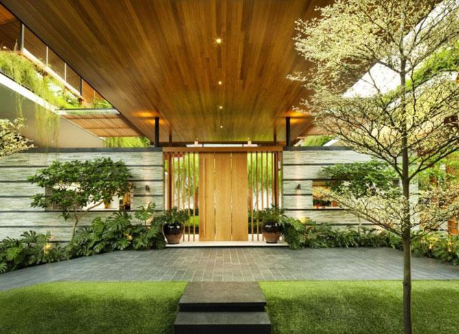 Casa salciilor din Singapore, de Guz Architects - Poza 2