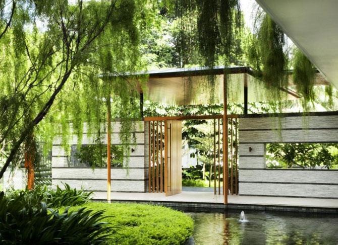 Casa salciilor din Singapore, de Guz Architects - Poza 4