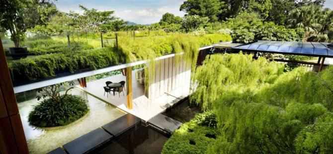 Casa salciilor din Singapore, de Guz Architects - Poza 5