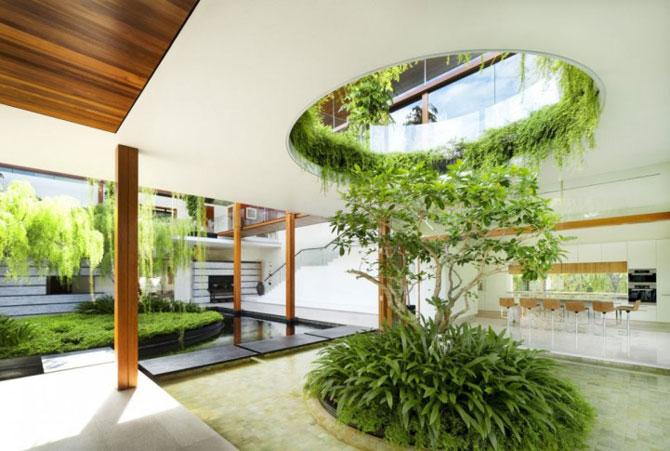 Casa salciilor din Singapore, de Guz Architects - Poza 7