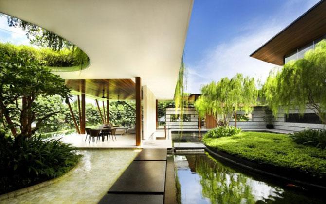 Casa salciilor din Singapore, de Guz Architects - Poza 9