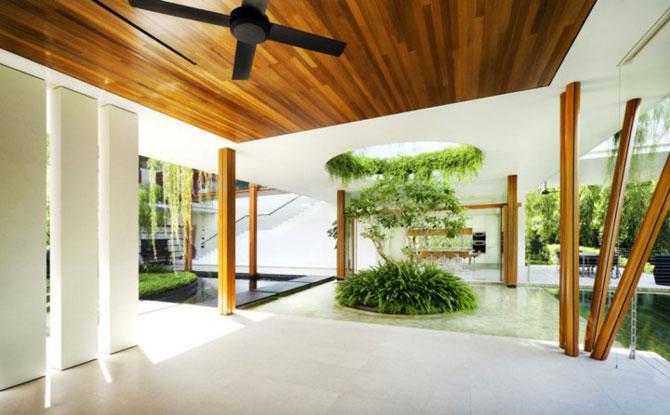 Casa salciilor din Singapore, de Guz Architects - Poza 10