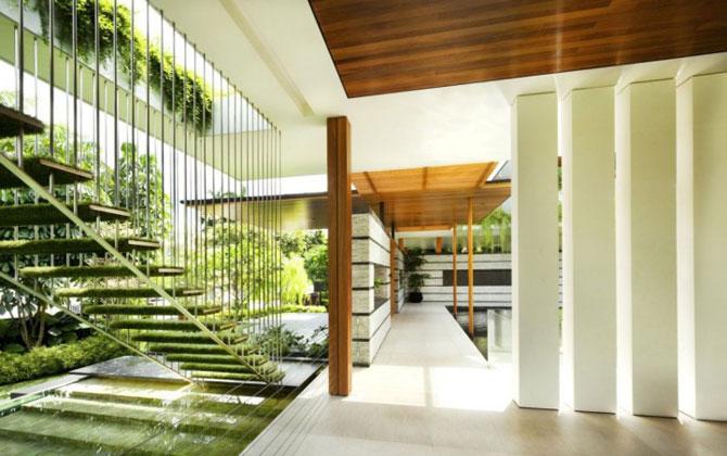 Casa salciilor din Singapore, de Guz Architects - Poza 11