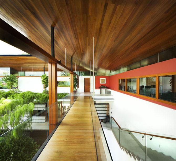 Casa salciilor din Singapore, de Guz Architects - Poza 12