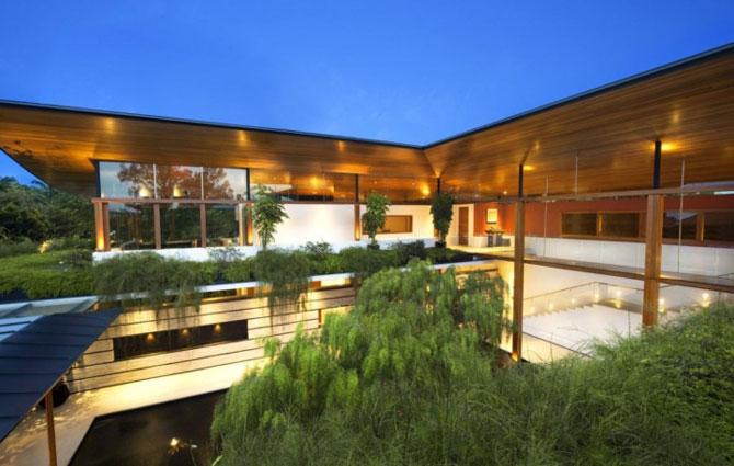 Casa salciilor din Singapore, de Guz Architects - Poza 13