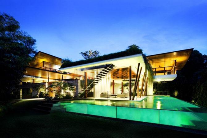 Casa salciilor din Singapore, de Guz Architects - Poza 14