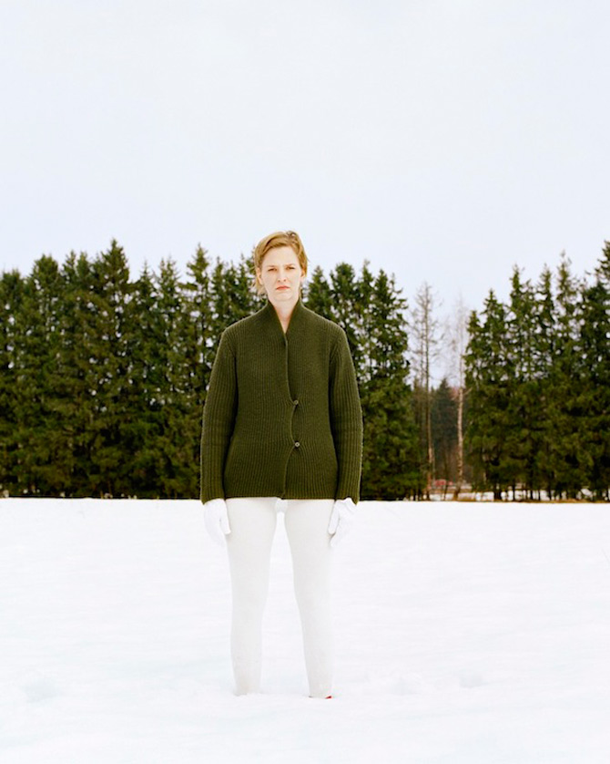 Wilma Hurskainen, pierduta in peisaj - Poza 1