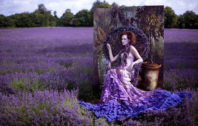 In Tara Minunilor lui Kirsty Mitchell - Poza 3