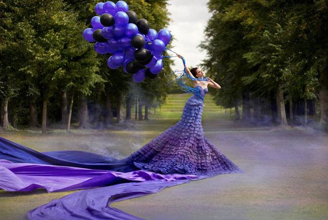 In Tara Minunilor lui Kirsty Mitchell - Poza 6