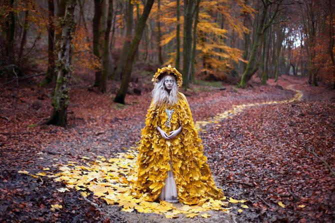 Incredibile portrete din Tara Minunilor, de Kirsty Mitchell - Poza 6