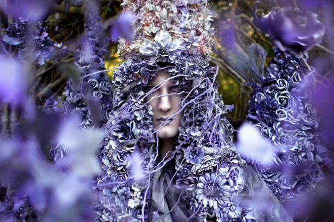 Incredibile portrete din Tara Minunilor, de Kirsty Mitchell - Poza 10