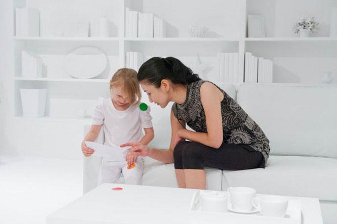 Cum decoreaza copiii o incapere de muzeu - Poza 2