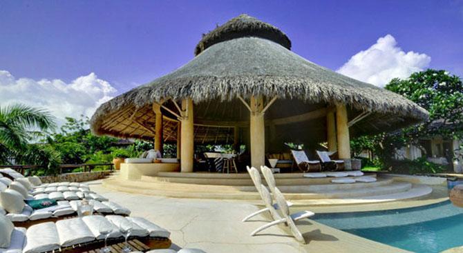Vis cu baldachin in Grenadine: complexul Yemanja - Poza 7
