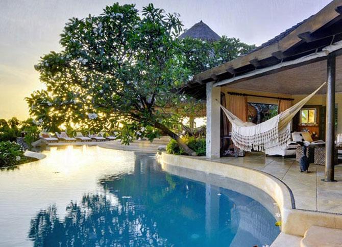 Vis cu baldachin in Grenadine: complexul Yemanja - Poza 9