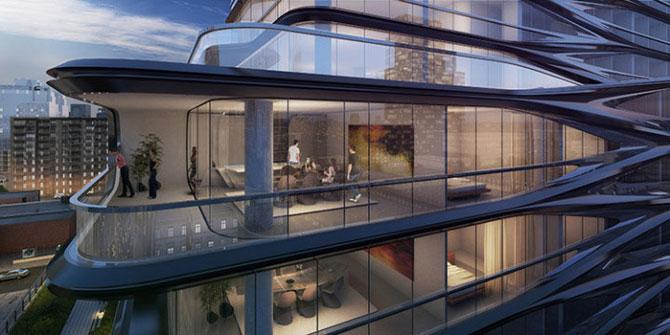 High Line, primul concept Zaha Hadid la New York - Poza 2