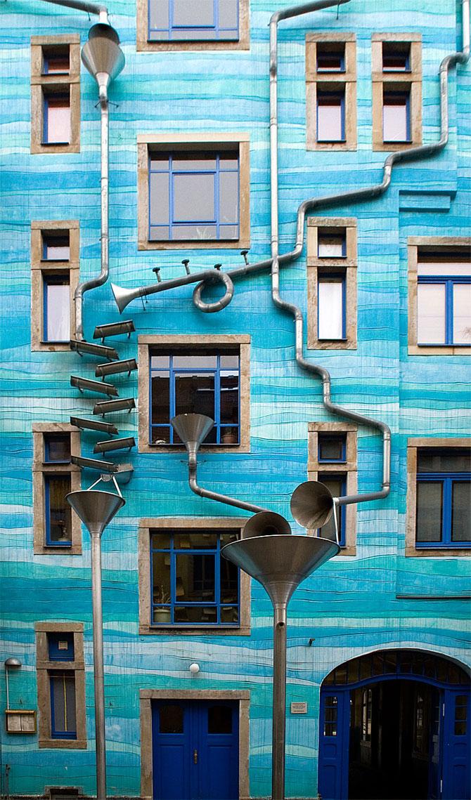 Zidul susurelor din Dresda - Poza 7