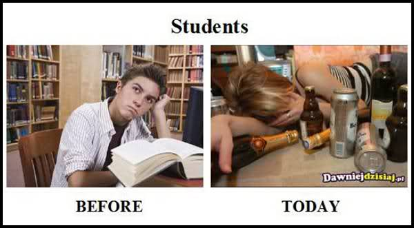 Comparatie funny: Trecut versus prezent - Poza 16