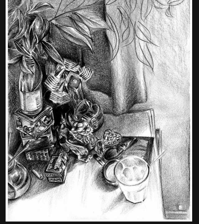 25 de imagini superbe in creion - Poza 12