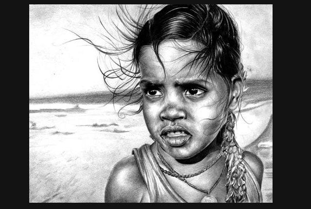 25 de imagini superbe in creion - Poza 5