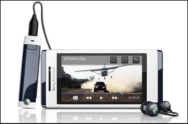 Sony Ericsson Aino - Poza 1