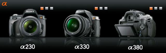 Noile camere Sony Alpha DSLR - Poza 1