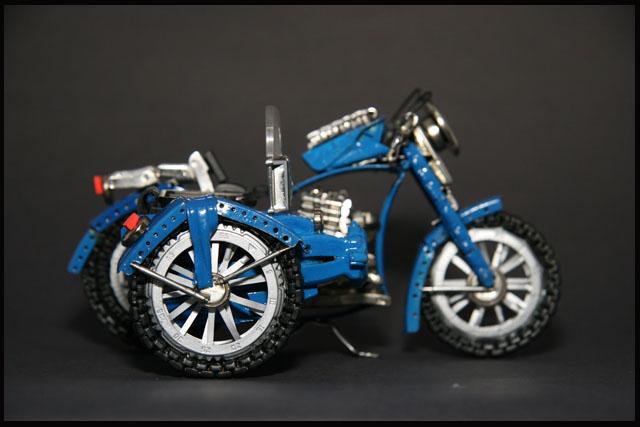 Motociclete din ceasuri - Poza 1