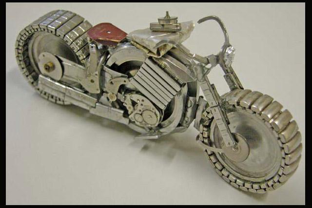 Motociclete din ceasuri - Poza 11