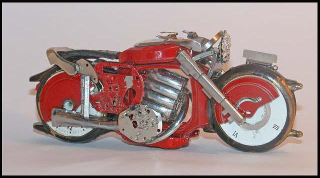 Motociclete din ceasuri - Poza 12