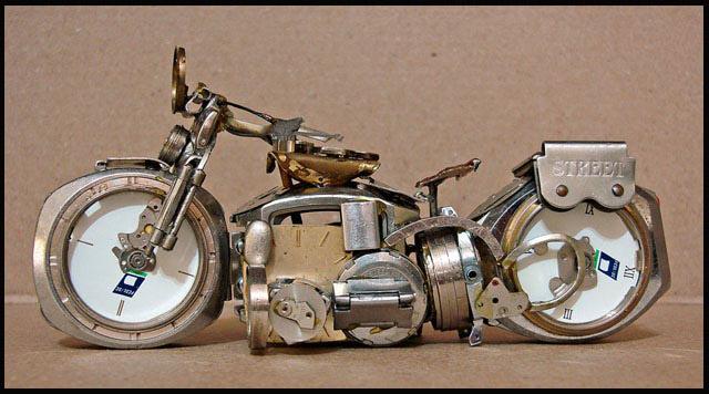 Motociclete din ceasuri - Poza 13