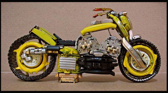 Motociclete din ceasuri - Poza 14