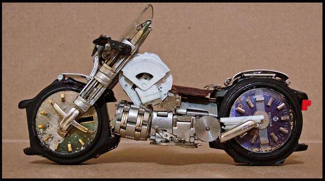Motociclete din ceasuri - Poza 15
