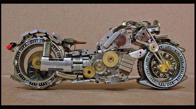 Motociclete din ceasuri - Poza 16